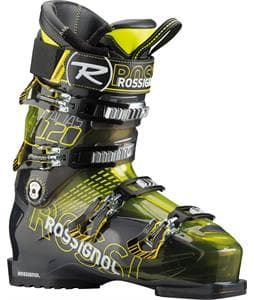 Rossignol Alias Sensor 120 Ski Boots Yellow Transparent