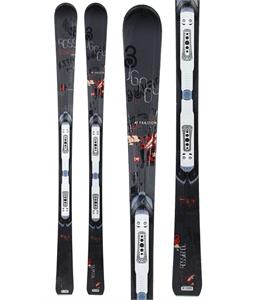 Rossignol Attraxion III Skis w/ Saphir 110 Bindings
