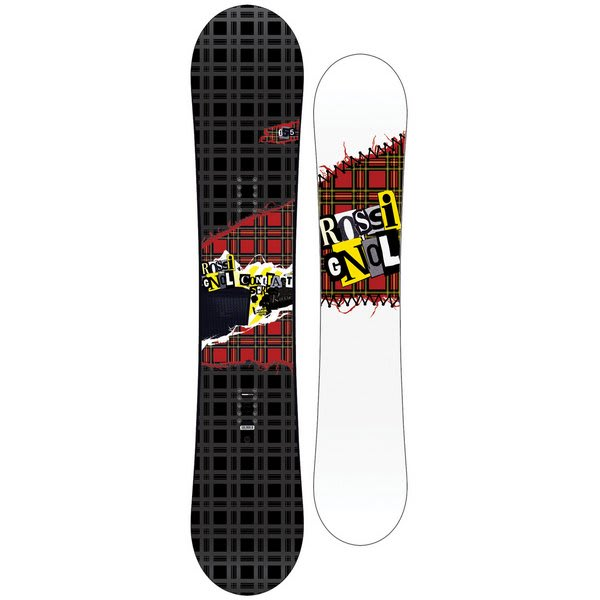Rossignol Contrast Midwide Snowboard