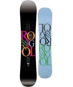 Rossignol Decoy Midwide Snowboard 153