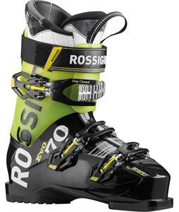 Rossignol Evo 70 Ski Boots Black/Yellow