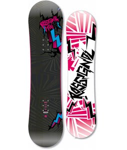 Rossignol The Mini Snowboard 121 Black