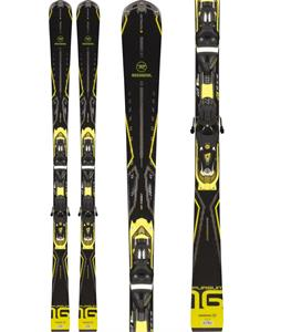 Rossignol Pursuit 16 Skis w/ Axial3 120 Tpx Bindings