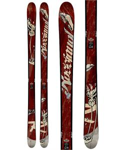Rossignol S4 Squindo Skis w/ Rossignol SAS2 140 Wide Bindings