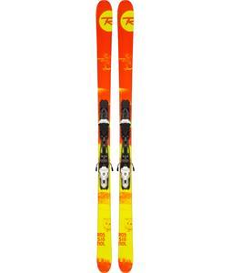 Rossignol Sprayer Skis w/ Xelium 100 Bindings