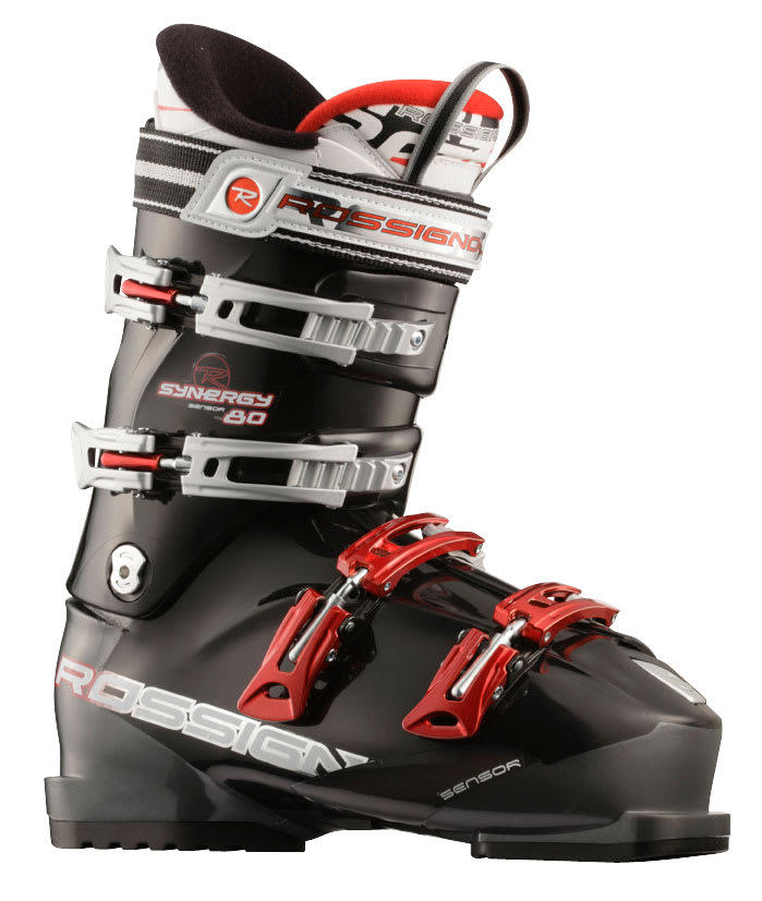 Shop for Rossignol Synergy Sensor 80 Ski Boots Black - Men's