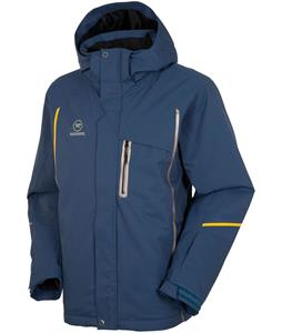 Rossignol Synergy Ski Jacket Dark Denim