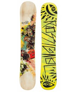 Rossignol Angus Amptek Midwide Snowboard 162