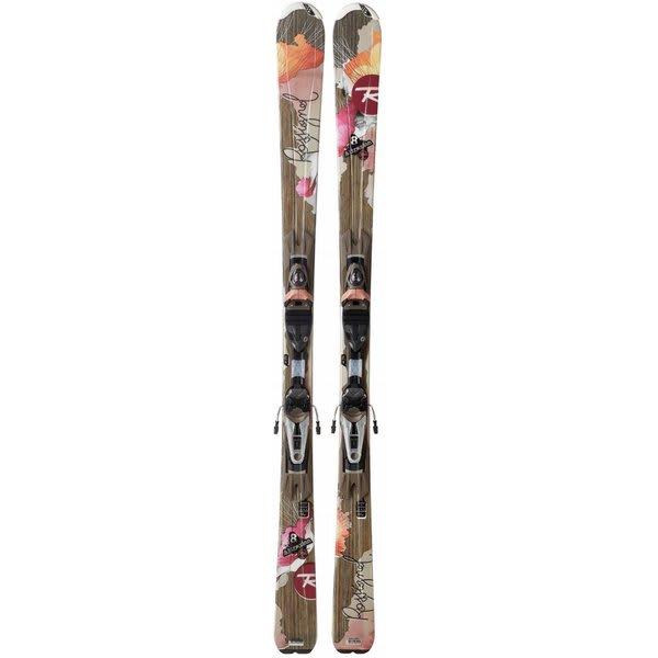 Rossignol Attraxion 8 Echo WTPI2 w/ Saph110 Skis