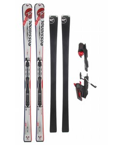 Rossignol Avenger 82 Ti TPX Skis w/ Axial 2 120 Red/Black Bindings