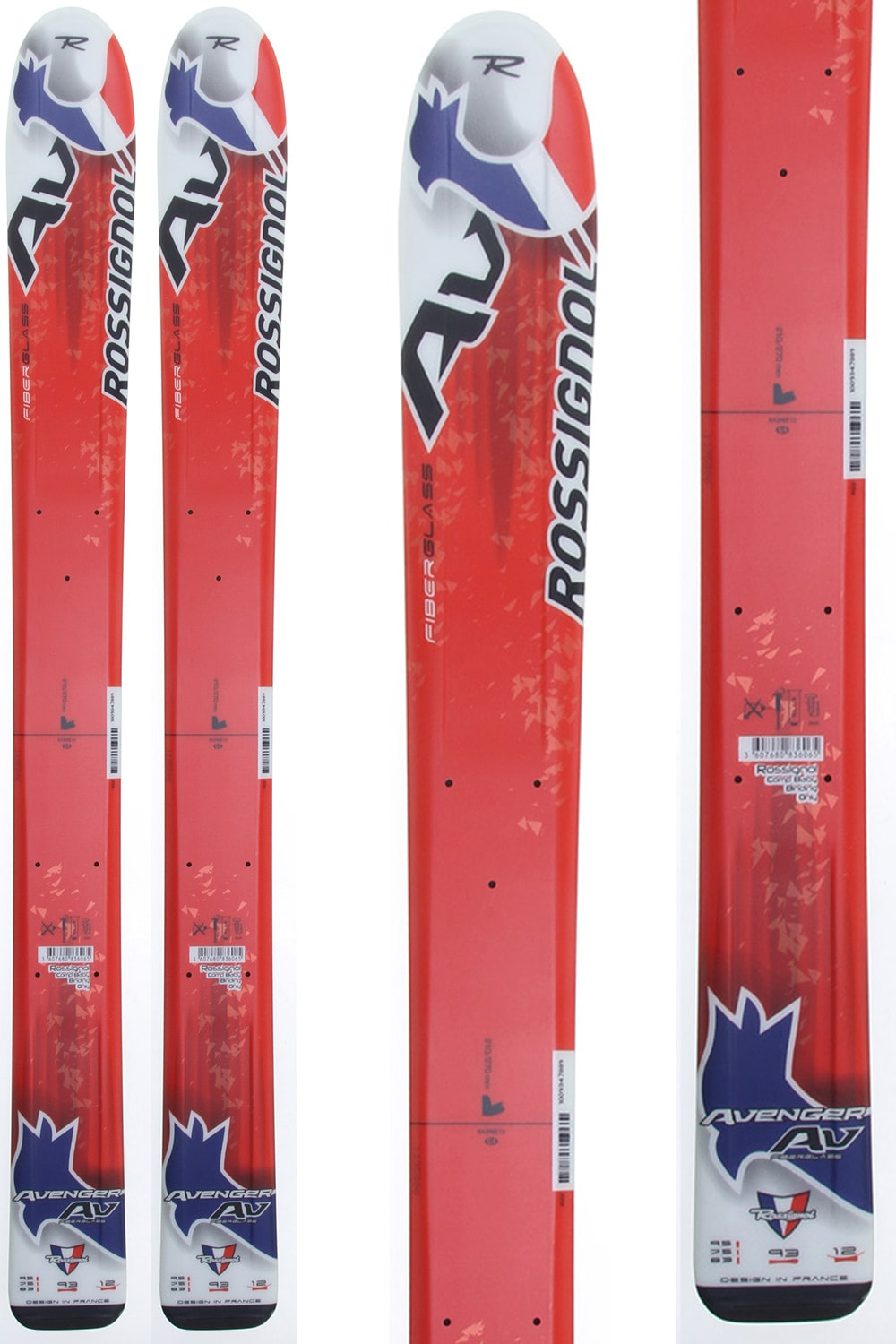 Shop for Rossignol Avenger AV Jr Skis - Kid's