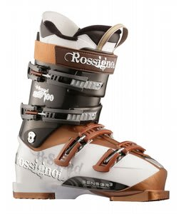 Rossignol B-Squad Sensor 80 Ski Boots White/Ant