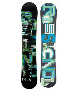 Rossignol Circuit Amptek Midwide Snowboard 161