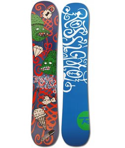 Rossignol Decoy Amptek Snowboard 160