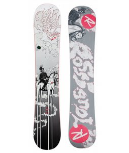 Rossignol District Amptek Midwide Snowboard 161