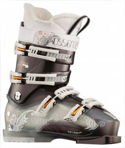 Rossignol Electra Sensor3 90 Ski Boots Prune