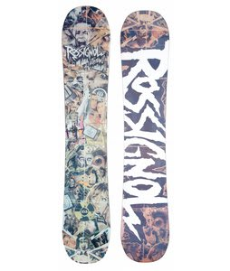Rossignol Jibsaw Magtek Midwide Snowboard 158
