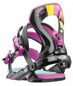 Rossignol Justice Snowboard Bindings