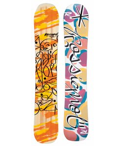 Rossignol Krypto Magtek Midwide Snowboard 164