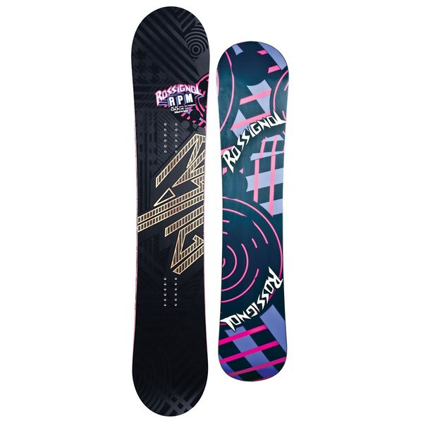Rossignol RPM V2 Midwide Snowboard