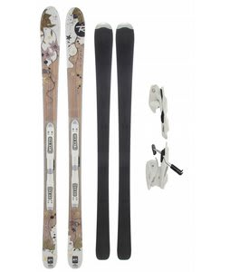 Rossignol S74W Skis w/ Saphir 90L Bindings