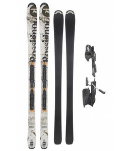 Rossignol S80 Freeride Skis w/ Axium 120L Tpi2 Black Bindings