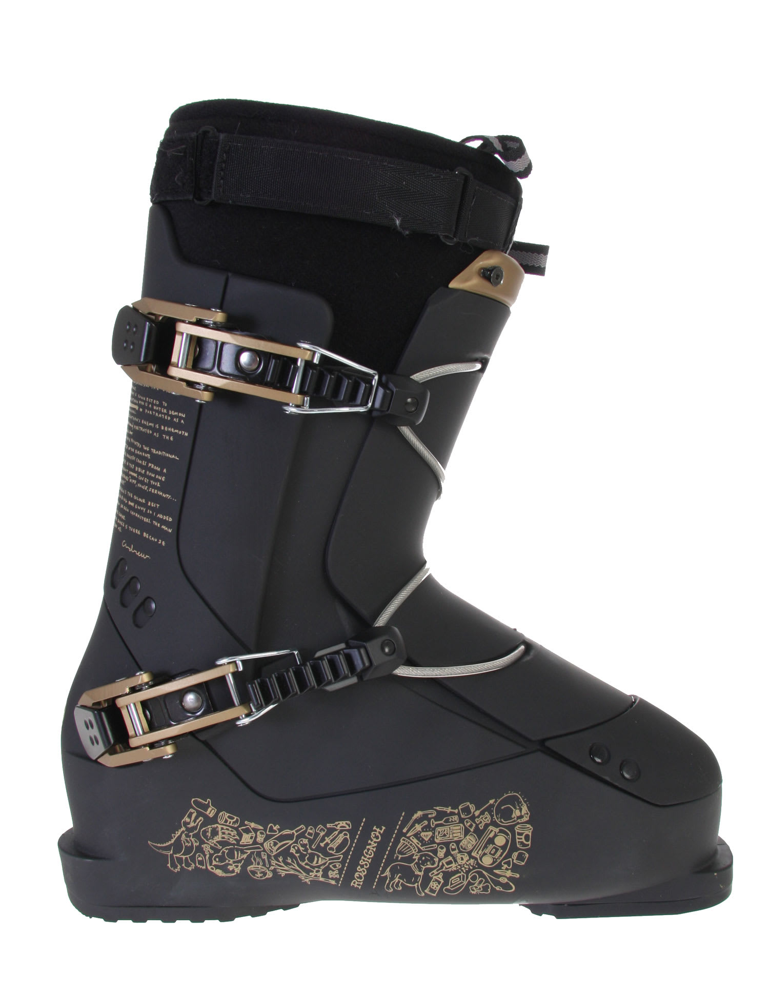 On Sale Rossignol Sas Fs1 Ski Boots Up To 75 Off