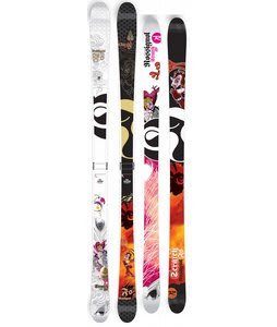 Rossignol Scratch Girl FS Team Skis