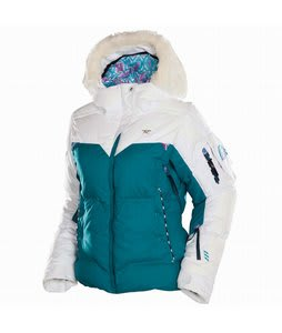 Rossignol Sky Polydown Ski Jacket White