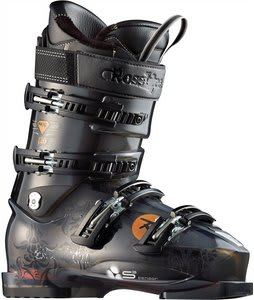 Rossignol Squad Sensor3 120 Ski Boots Black Transparent