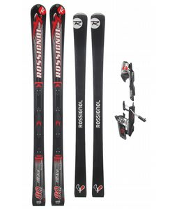 Rossignol Strato 80 LTD TI Tpi2 Skis w/ Axial 140S Bindings