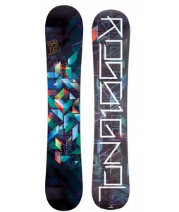 Rossignol Taipan Amptek Midwide Snowboard