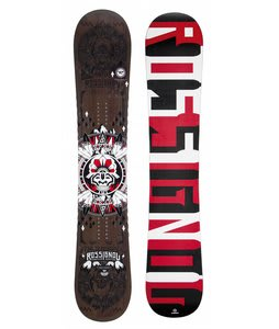 Rossignol Templar Magtek Midwide Snowboard 156