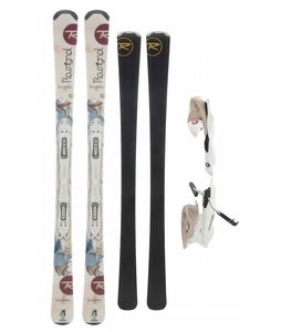 Rossignol Temptation 74 Skis w/ Saphir 90 Bindings