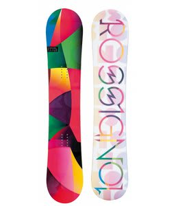 Rossignol Tesla CYT Amptek Snowboard 136