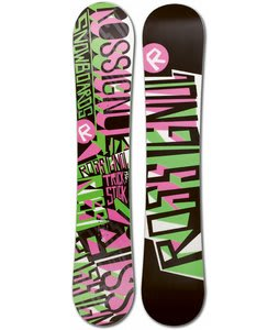 Rossignol Trickstick Amptek Midwide Snowboard 151