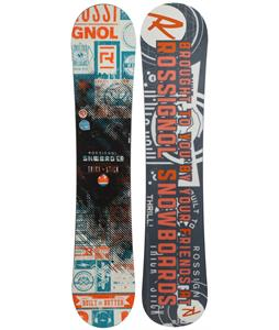 Rossignol Trickstick CYT Amptek Midwide Snowboard 151