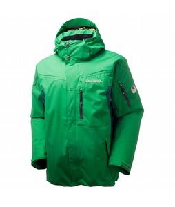 Rossignol Typhoon Ski Jacket Green