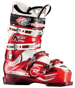 Rossignol Alias Sensor 100 Ski Boots Red/Transparent