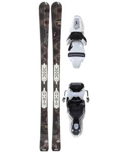 Rossignol Attraxion 3 S Echo Skis w/ CI6 Bindings