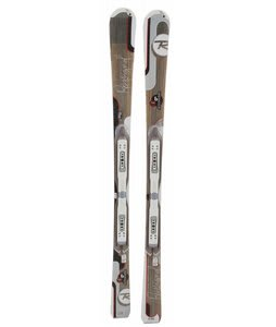 Rossignol Attraxion 6 Echo TPI2 Skis w/ Saphir 110S Bindings