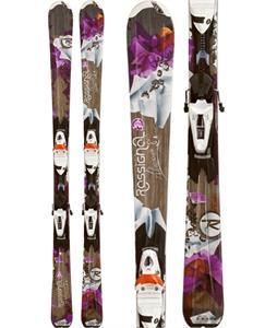 Rossignol Attraxion Echo 8 Skis w/ Sapphire Bindings