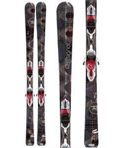 Rossignol Attraxion 3 Echo Xelium Skis w/ Saphir 110S