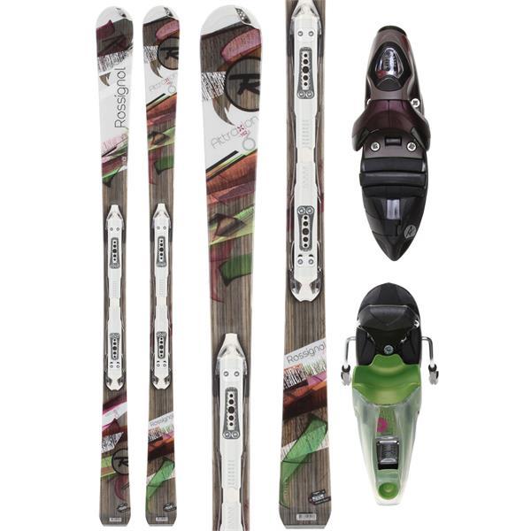 Rossignol Attraxion 6 Echo Skis 162 w/ CI6 Bindings
