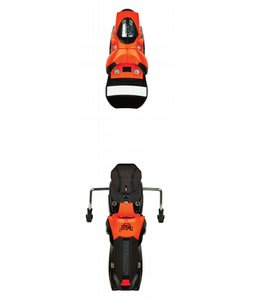 Rossignol Axial2 120 XXL Ski Bindings Fluorescent Orange