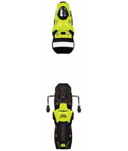 Rossignol Axial2 120 XL Ski Bindings Fluorescent Yellow