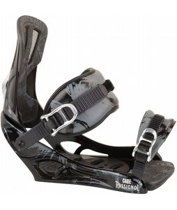 Rossignol Cage V1 Snowboard Bindings Black
