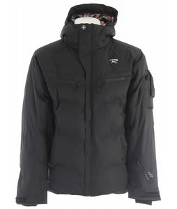 Rossignol Chinook Polydown Ski Jacket Black