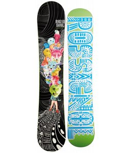 Rossignol Circuit Amptek Midwide Snowboard 156