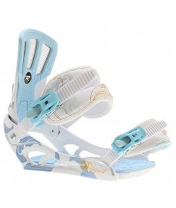 Rossignol Circus Snowboard Bindings White